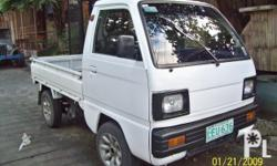 FOR SALE: SUZUKI MULTICAB 2002, DROPSIDE,