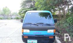 4x2, 4 speed trans, Magz with spare tire, negotiable pa