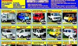 4 Wheels Motors- Importer and Manufacture Guaranteed