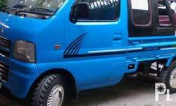suzuki multicab latest your the 1st owner in the phil