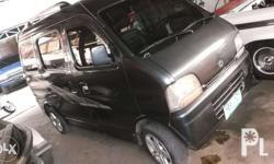 Suzuki Multicab Van Automatic Gas Engine Cold air-con