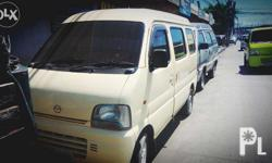 suzuki multivan big-eye turbo charger 4x2 5 speed jaoan