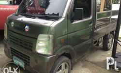 Suzuki Pick-Up (Transformer Type) 4x4 5speed Manual