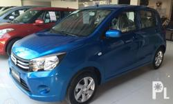 Celerio MT - 25,000 Celerio AT - 35,000 Other Suzuki