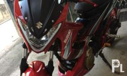 Suzuki Raider 150 2009 model Low-mileage Open DoS In