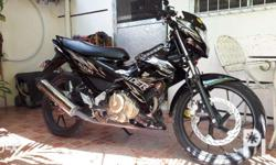 For sale suzuki Raider 150cc 2014 model All stock Davao
