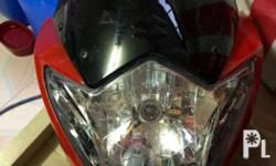 Suzuki Raider 150 Head Red No defects Makinis na