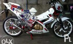 2010 acquired Stock engine Modified fairings