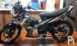 Suzuki Raider 150 All stock All orig Nothing to fix