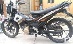 2013 suzuki limited edition raider 150, casa maintained