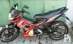 2013 suxuki raider 150 All stock bihira gamitin Low