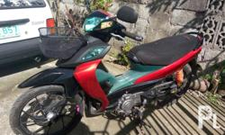 Suzuki shogun pro 125 expired registration but with cr