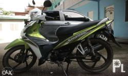 Suzuki Shooter fi 115 Php 45,000.00 > Complete papers