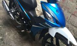 for sale suzuki shooter 2015 model good as new complete