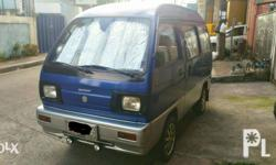 FOR SALE ONLY NO SWAP/TRADE 1993 Suzuki Super Carry