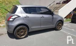 FOR SALE 375,000 negotiable Suzuki swift 2016 july