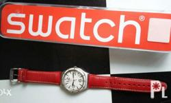 Swatch Irony yws403 Catherhred Stainless steel Unisex
