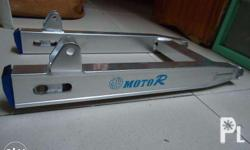 Swing arm for motorcycle honda xrm