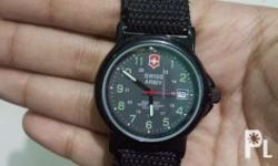 Original Swiss army watch on sale. Original is prive
