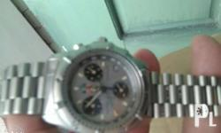 Sale tag heuer watch,swiss made.chronograph tachymeter