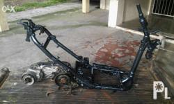 Sym jet for parts out Engine wid crank and gears 2k