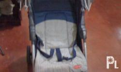 BABY CARRIER - can used as car seat. In good used