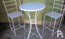 3,500 only! 1m (height) 75cm(diameter)-table 1.10 m