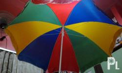 * Color: Rainbow * Height: 6 feet with extension rod
