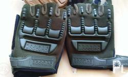 Tactical motorbikes gloves One size fits all Contact