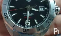 Good buy! Tag Heuer Calibre 5 Like new condition