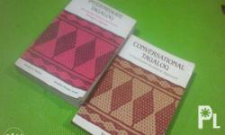 Used Very good condition 2 books for 1100 only Willing
