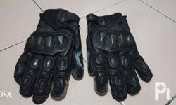 Taichi Gloves Genuine Leather Large size Bnew With