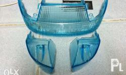 For honda dio 2 tail light only Color blue Brandnew!!