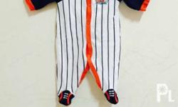 Take all baby boy preloved sleepwear/frogsuit 1st Pic