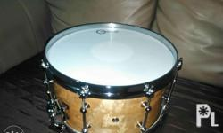 The Tama S.L.P. G - Maple Snare is at the nexus of the