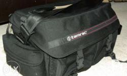 Tamrac 614 Super Pro Camera Bag GOOD AS NEW.