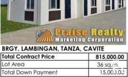 Located in Brgy. Lambingan 600 meters from Soriano