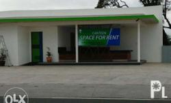 Commercial space for rent in tanza Location: 1641-A A.