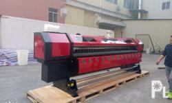 Tarpaulin Large Format Printer