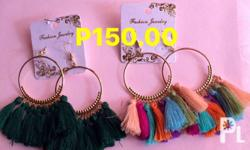 Trendy earrings for Sale, price ranges from