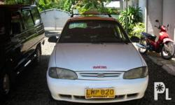 Deskripsiyon REPRICE KIA DELTA TAXI FOR SALE WITH 5