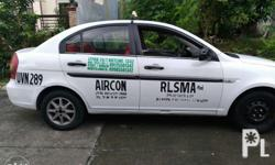 TAXI FOR SALE Luzon Plate Hyundai Accent 2011 * Line:
