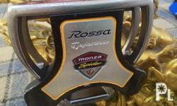 """Used Taylormade Golf Putter Rossa Spider, 33"""" in lenght"""