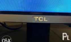 "For sale TCL 40"" Standard full hd LED Tv 1080p with"