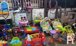 Teaser! New Arrival of Toys, Baby Stuff, Furniture and