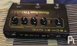 Tech-21 SANS AMP Tri-AC. Working perfectly. What you