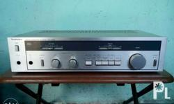 Technics stereo integrated amplifier