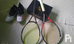Technifibre weight 300 and 315,,new string ung red