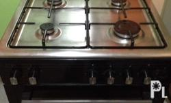 Technogas 4 burner Cooking gas range Slightly used