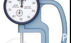 Teclock Dial Thickness Gauge Available in Different